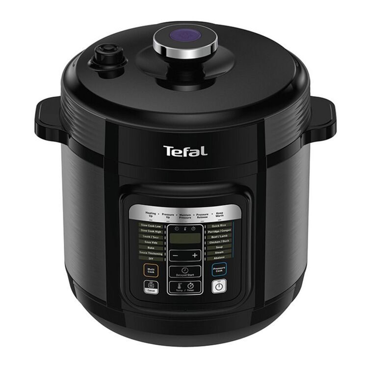 TEFAL HOME CHEF SMART MULTICOOKER CY601D60