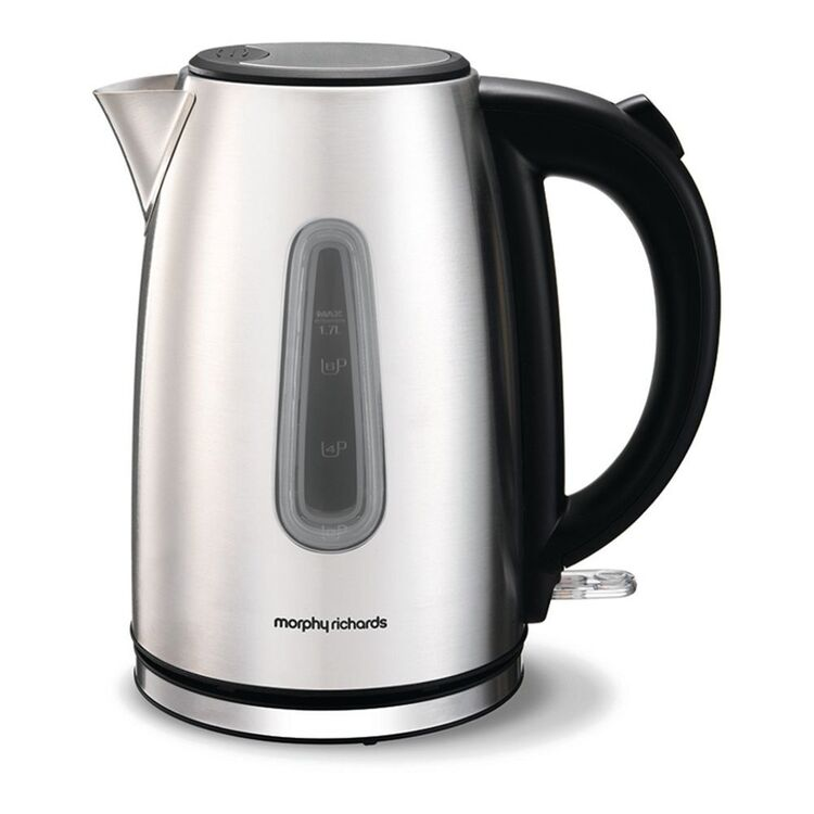 MORPHY RICHARDS Equip Stainless Steel Jug Kettle