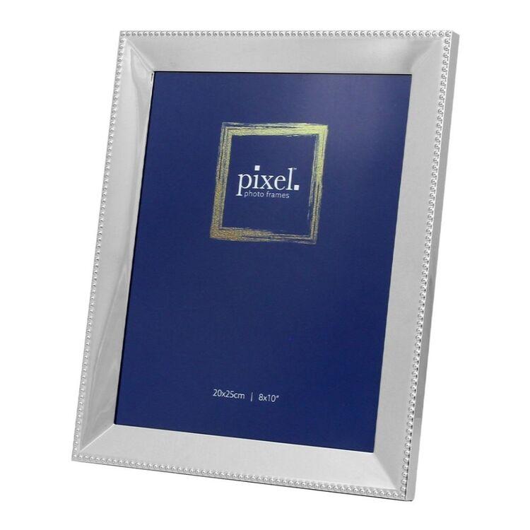 PIXEL 20 x 25cm Harper Silver Photo Frame