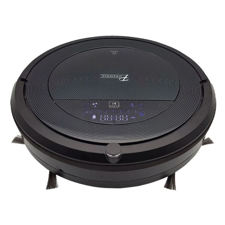 PURSONIC I9 ROBOT VACUUM BLACK 10001268