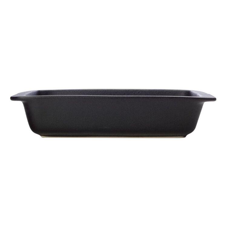 MAXWELL & WILLIAMS Caviar Lasagne Dish 40x25cm Black