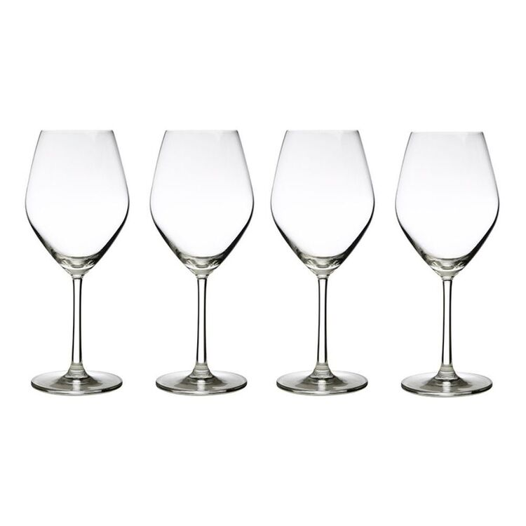 Casa Domani CD CHIARA WINE GLASS 595ML 4PC SET
