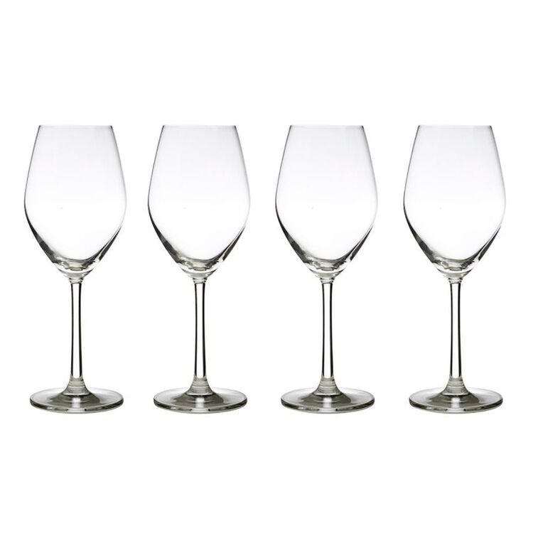 Casa Domani CD CHIARA WINE GLASS 420ML 4PC SET
