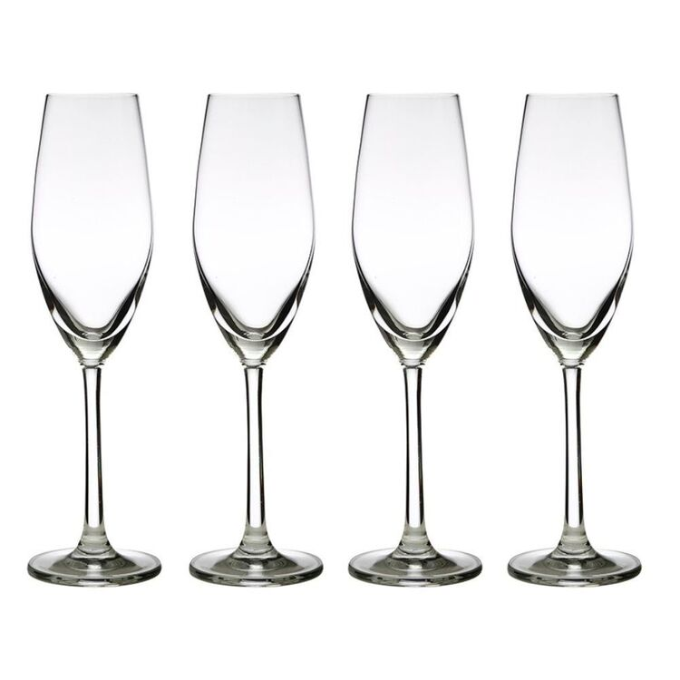 Casa Domani CD CHIARA WINE GLASS 210ML 4PC SET