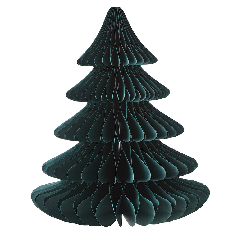 Chyka Home CHYKA PAPERTREE 40CM SQUAT TREE GRN