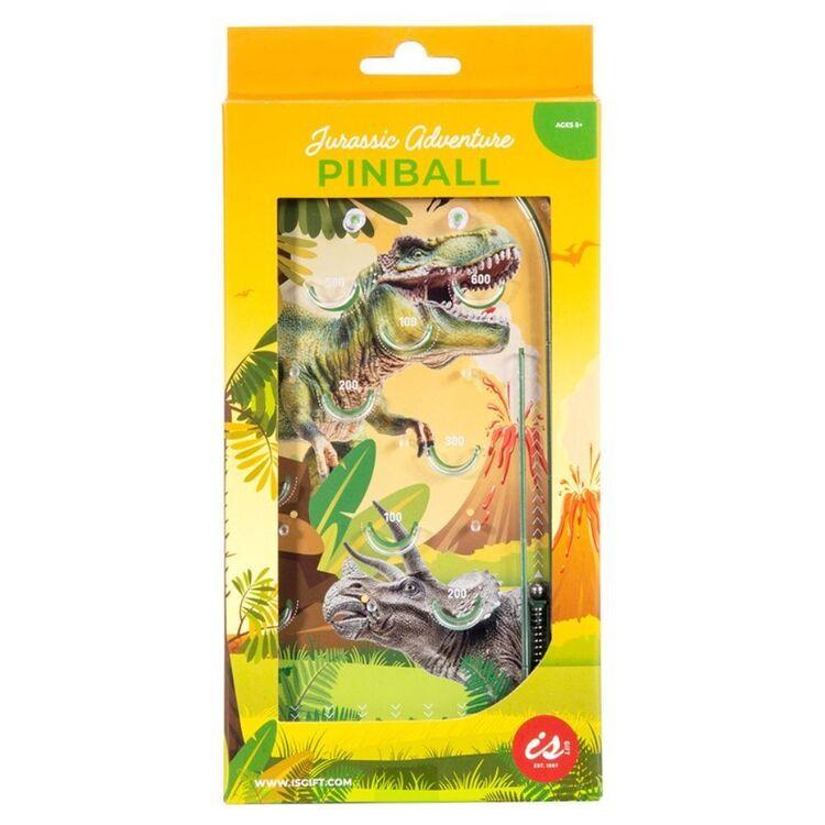 IS GIFT Jurassic Adventure Pinball