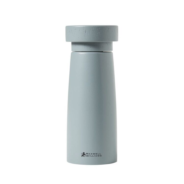 MAXWELL & WILLIAMS Stockholm Salt and Pepper Mill 17cm Grey