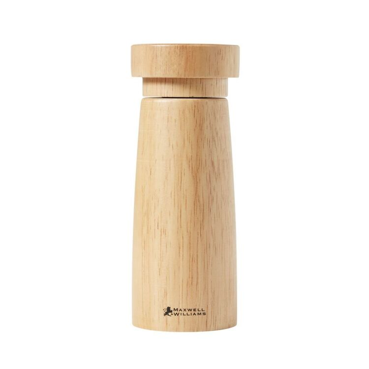MAXWELL & WILLIAMS Stockholm Salt and Pepper Mill 17cm Natural