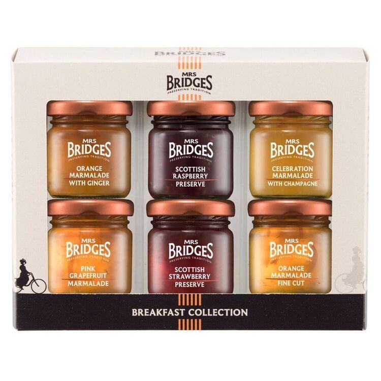 MRS BRIDGES Mini Breakfast Collection 6 Pack